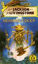 Demons of the Deep. 1987. Paperback.