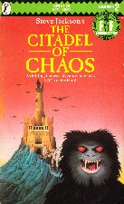 The Citadel of Chaos. 1984. Paperback.