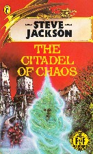 The Citadel of Chaos. 1987. Paperback.