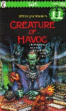 Creature of Havoc. 1986. Paperback.