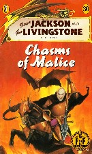 Chasms of Malice. 1987. Paperback.