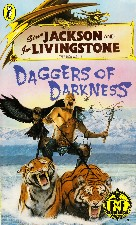 Daggers of Darkness. 1988. Paperback.