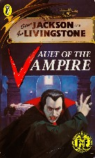 Vault of the Vampire. 1989. Paperback.