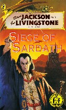 Siege of Sardath. 1992. Paperback.
