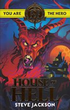 House of Hell. 2017. Trade paperback