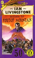 Return to Firetop Mountain. 1992. Paperback.