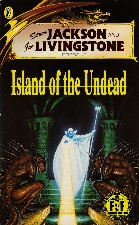 Island of the Undead. 1992. Paperback.