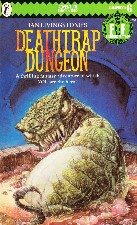 Deathtrap Dungeon. 1984. Paperback.