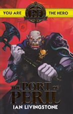 The Port of Peril. 2017. Trade paperback