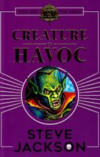 Creature of Havoc. 2018. Trade paperback