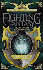 Night of the Necromancer. 2010. Paperback.