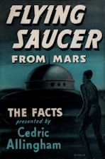 Flying Saucer from Mars. 1954