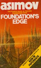 Foundation's Edge. 1982