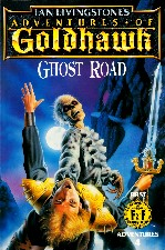 Ghost Road. 1995. Large format paperback.
