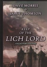 The Keep of the Lich Lord. 2015. Hardback.