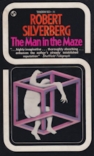 The Man in the Maze. Paperback