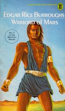 The Warlord of Mars. Paperback