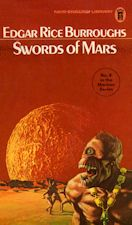 Swords of Mars. Paperback