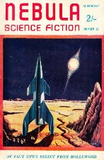 Nebula Science Fiction. Issue No.12, April 1955