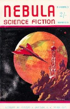 Nebula Science Fiction. Issue No.16, March 1956