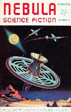 Nebula Science Fiction. Issue No.17, July 1956