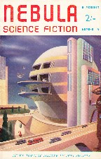 Nebula Science Fiction. Issue No.19, December 1956