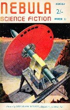 Nebula Science Fiction. Issue No.21, May 1957