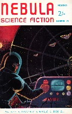 Nebula Science Fiction. Issue No.23, August 1957