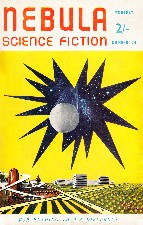 Nebula Science Fiction. Issue No.24, September 1957