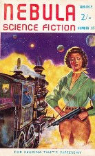 Nebula Science Fiction. Issue No.35, October 1958
