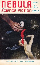 Nebula Science Fiction. Issue No.37, December 1958