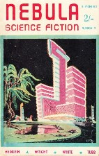Nebula Science Fiction. Issue No.9, August 1954