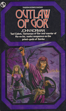 Outlaw of Gor. 1971