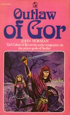 Outlaw of Gor. 1974