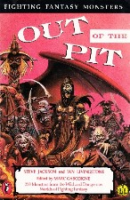 Out of the Pit. 1989. Trade paperback.