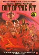 Out of the Pit. 1985. Large format paperback.