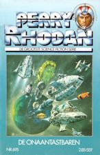 Perry Rhodan #695. 1984. Magazine.