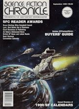 Science Fiction Chronicle #120. 1989