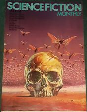 Science Fiction Monthly Vol.1, No.6. 1974