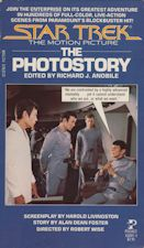 Star Trek: The Motion Picture: The Photostory. 1980