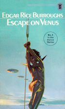 Escape on Venus. Paperback