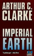 Imperial Earth. Paperback
