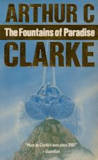 The Fountains of Paradise. Paperback