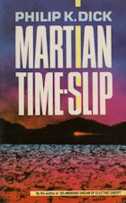 Martian Time-Slip. Paperback