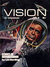 Vision of Tomorrow #10. 1970